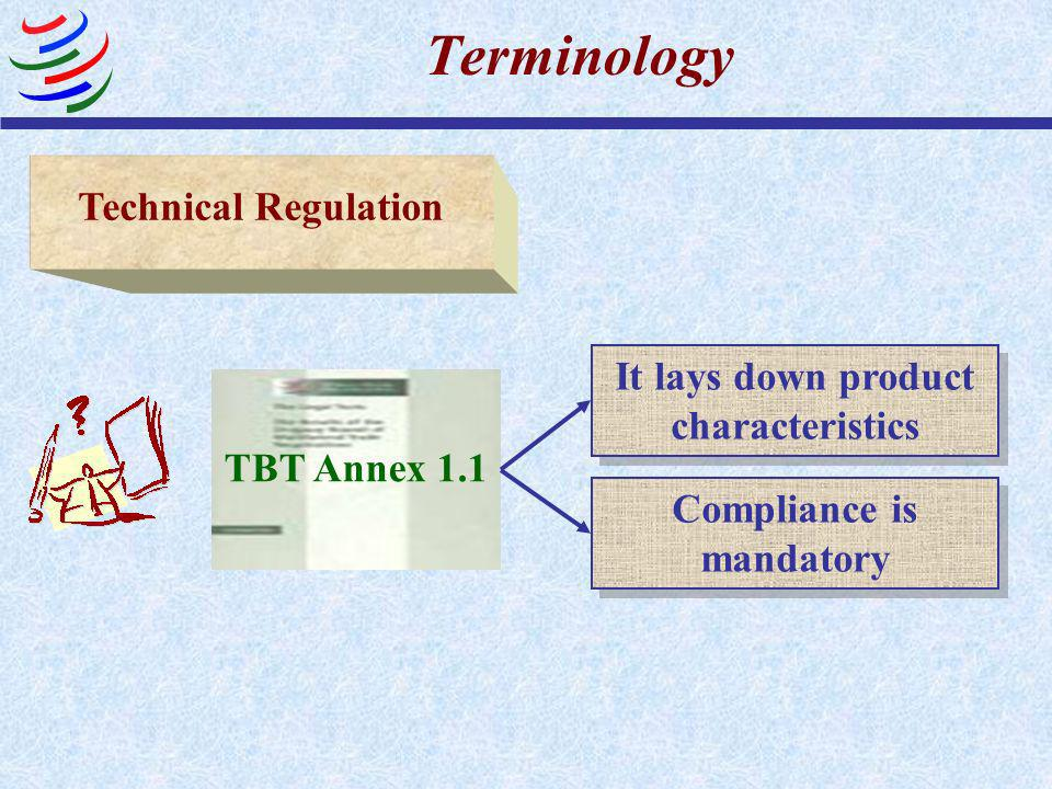 Is the EC Regulation a Technical Regulation? The Panel & AB Findings