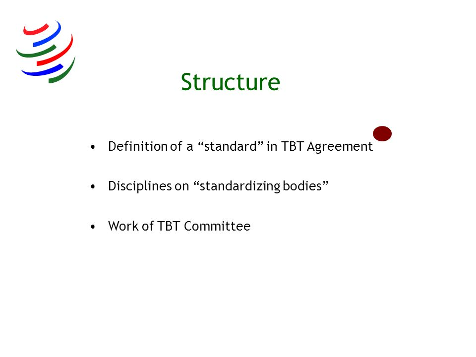 B.This Code is open to acceptance by any standardizing body within the territory of a Member of the WTO, whether a central government body, a local government body, or a non-governmental body; to any governmental regional standardizing body one or more members of which are Members of the WTO; and to any non-governmental regional standardizing body one or more members of which are situated within the territory of a Member of the WTO (referred to in this Code collectively as standardizing bodies and individually as the standardizing body ).
