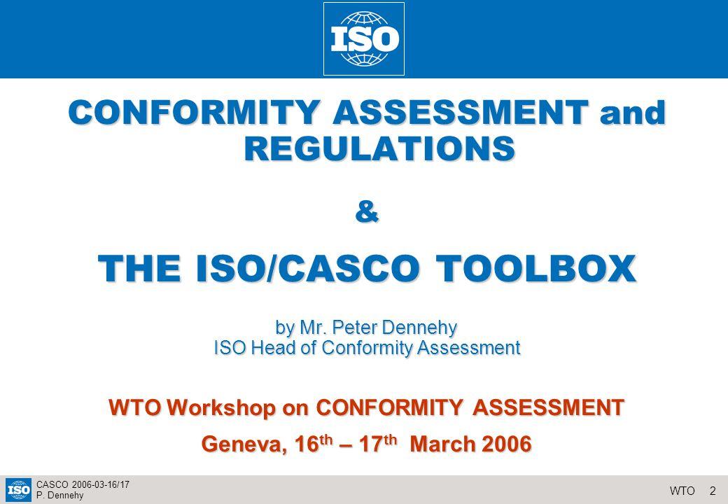 13WTO CASCO 2006-03-16/17 P.