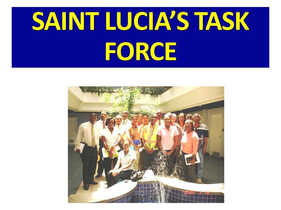 SAINT LUCIAS TASK FORCE