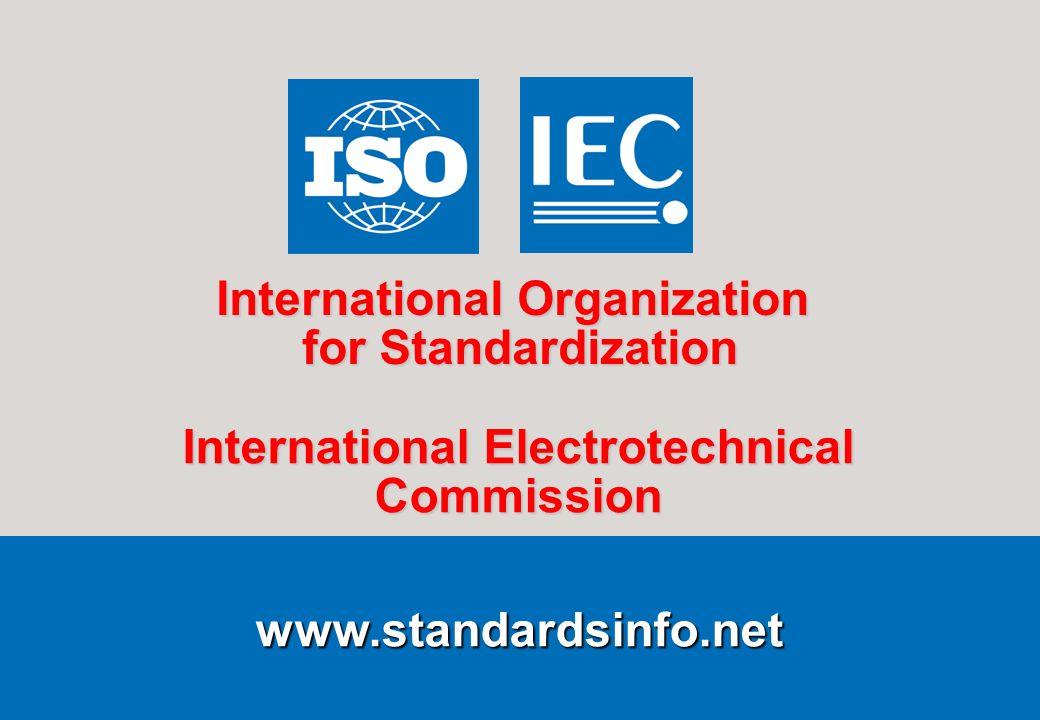 1ISO/IEC Information Centre INFO/EP.ppt 2004-04-16 www.standardsinfo.net International Organization for Standardization International Electrotechnical Commission