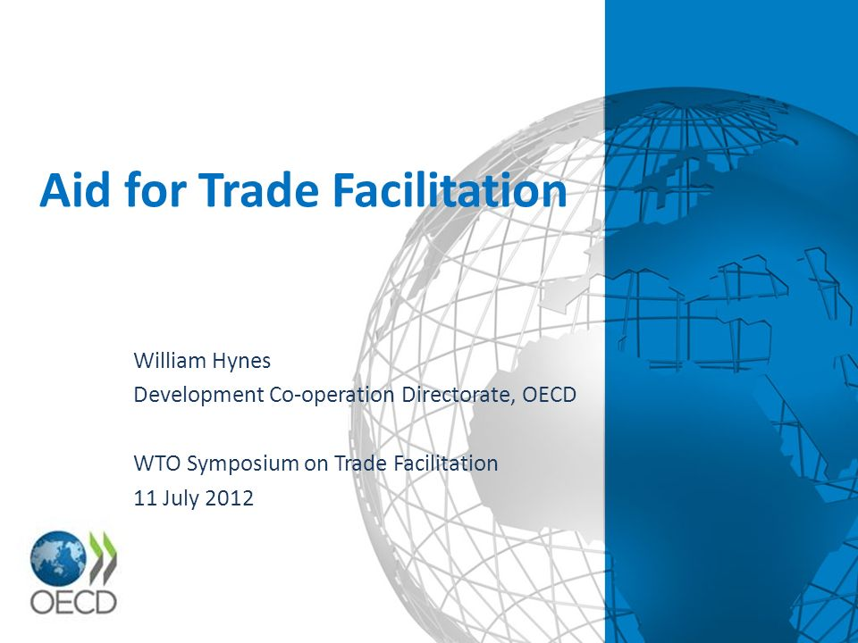 The Creditor Reporting System How much Aid for Trade Facilitation is provided.