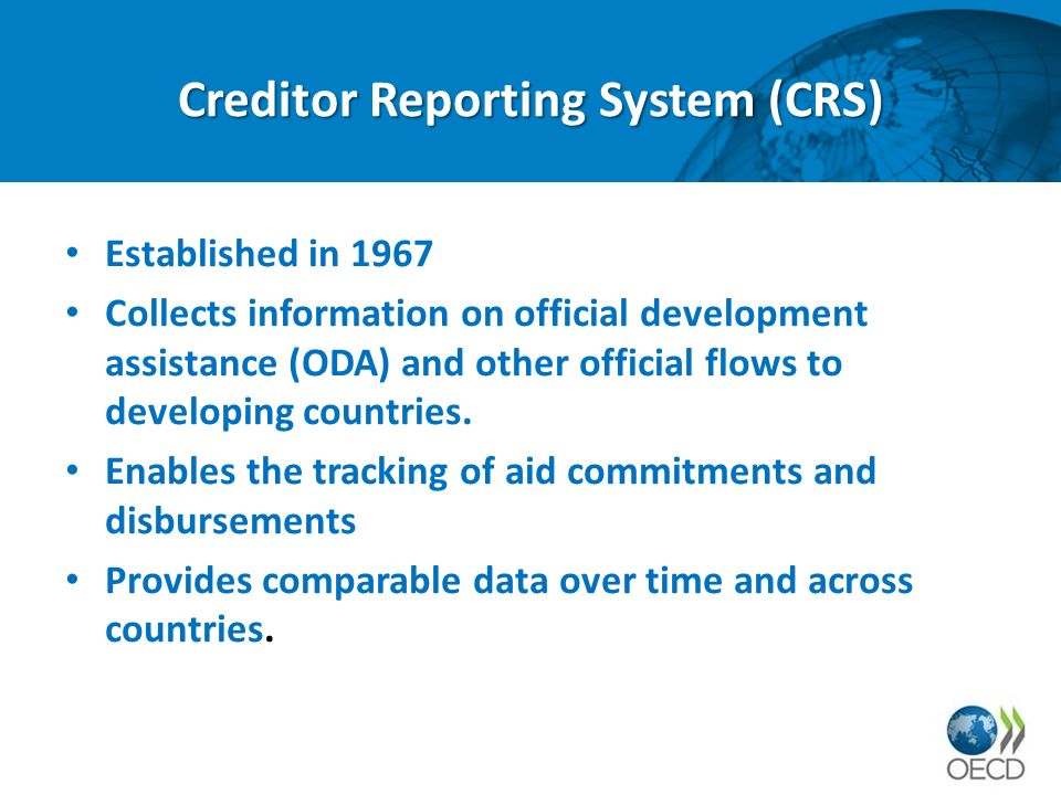 Conclusions Aid for Trade Facilitation well captured by the CRS Flows have increased by over 400% since 2002-05 LDCs and regional programmes receive the most Outlook for Aid for trade?