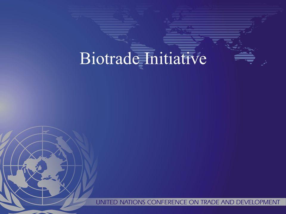 Biotrade Initiative