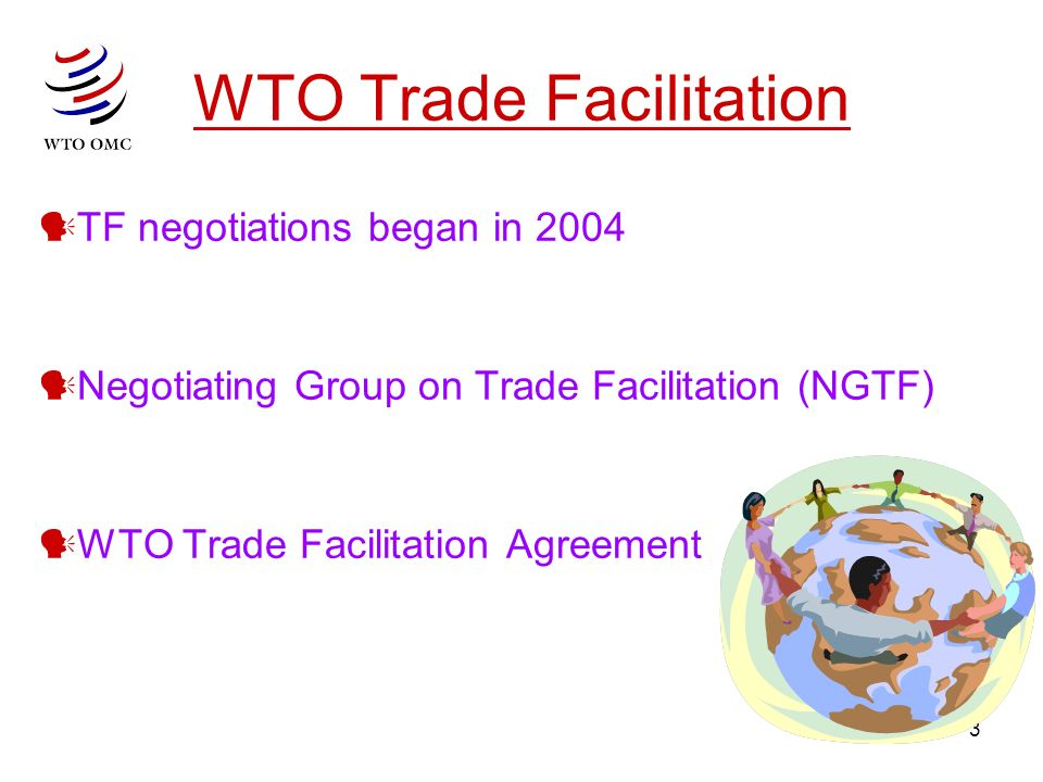 2 The International Organization that Governs the Rules of Trade Between Nations