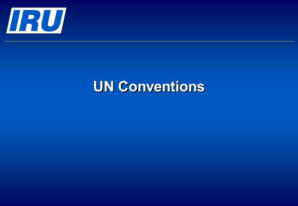 UN Conventions