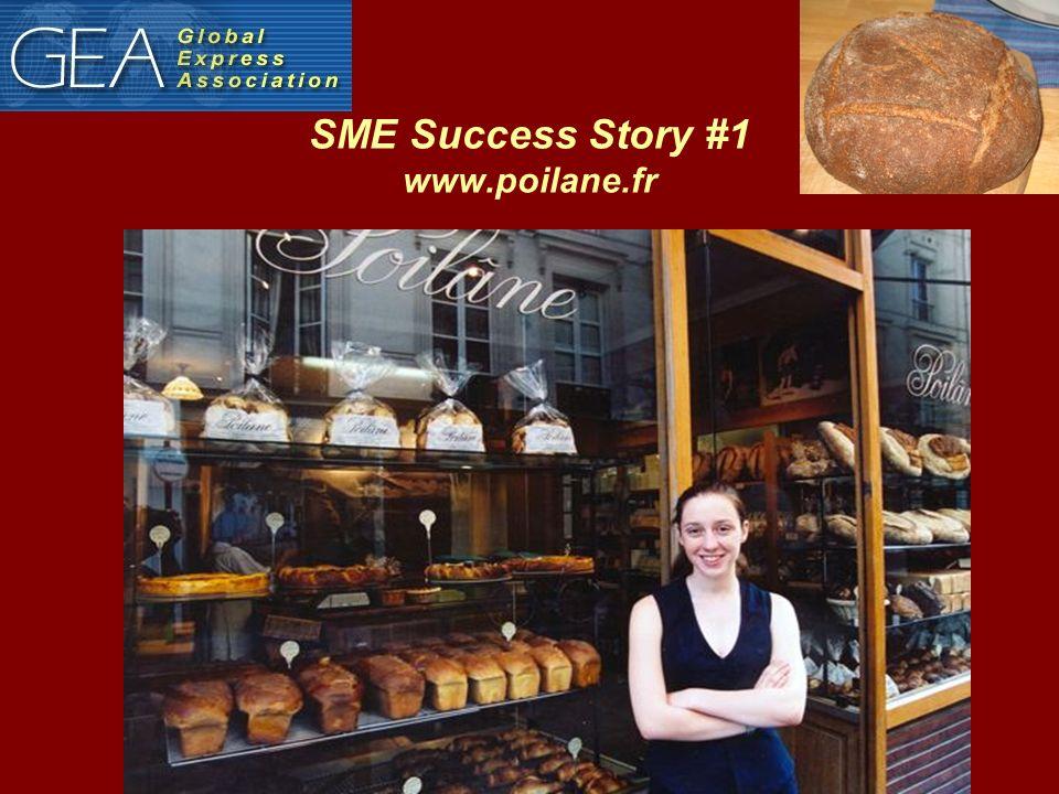 SME Success Story #1 www.poilane.fr