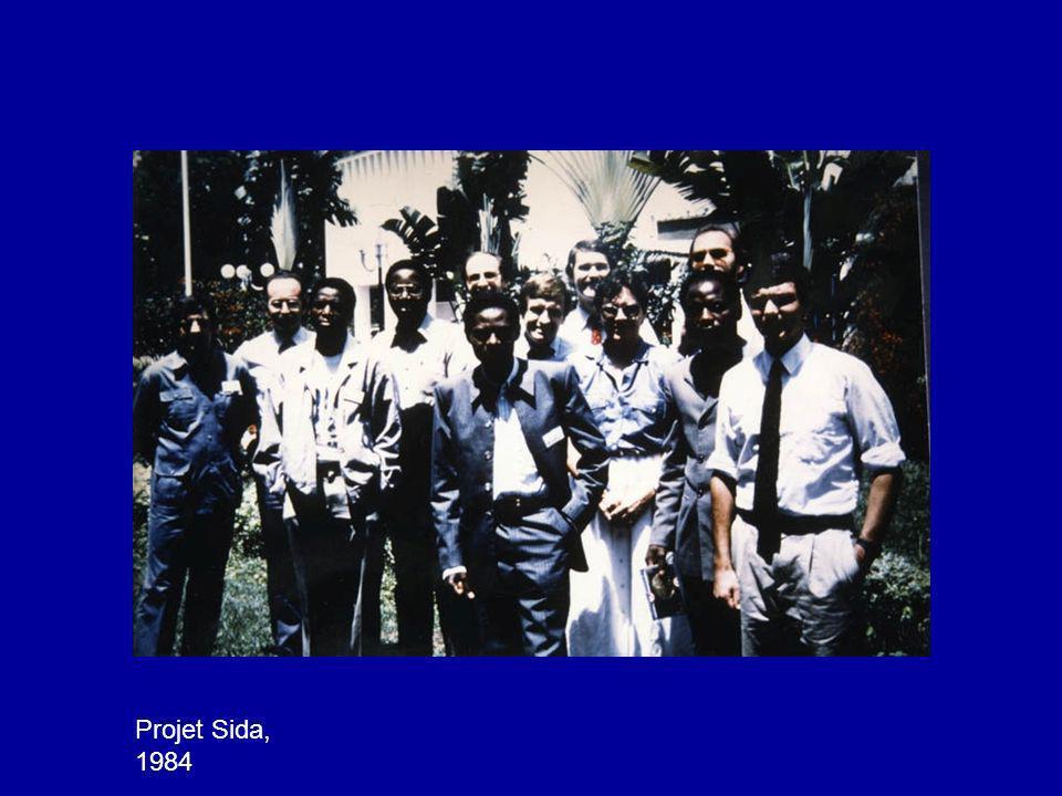 Projet Sida, 1984