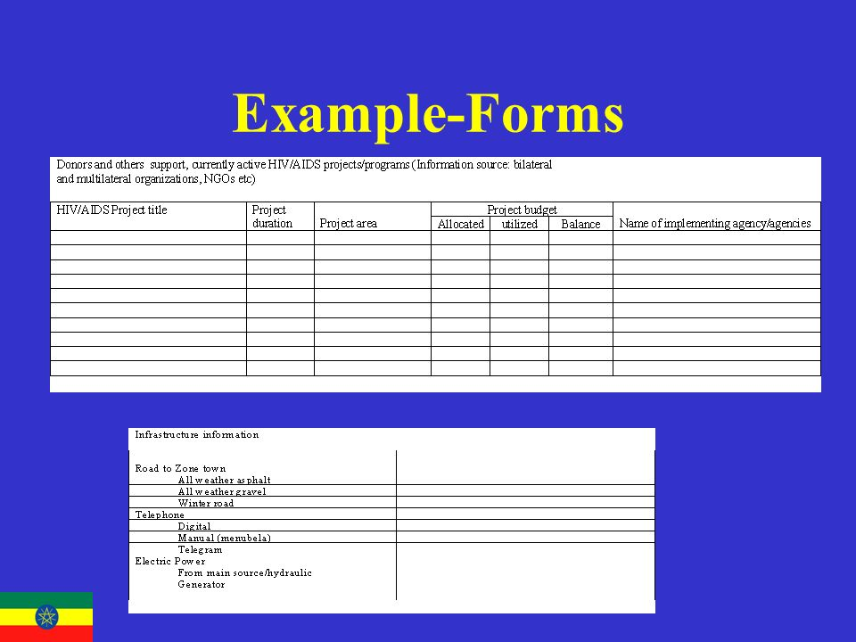 Example-Forms