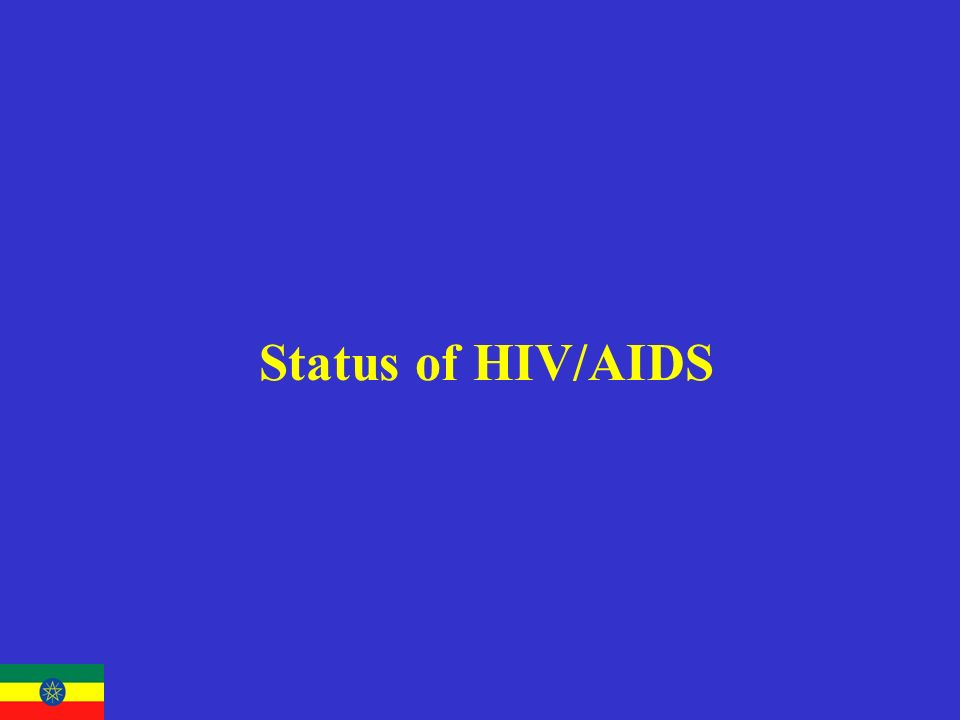 Background-Ethiopia People living with HIV/AIDS ……..…………….…..