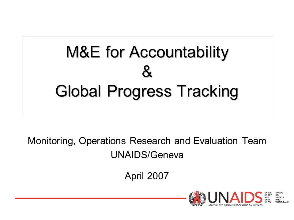 ORIENTATION 2008 UNGASS Country Progress Report Benefits of UNGASS for M&E strengthening - Benefits of UNGASS for M&E strengthening - UNGASS Guidelines Purpose and use Purpose and use Core indicators Core indicators Data sources & data vetting Data sources & data vetting Reporting process Reporting process