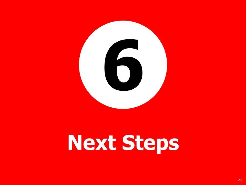 29 Next Steps 6