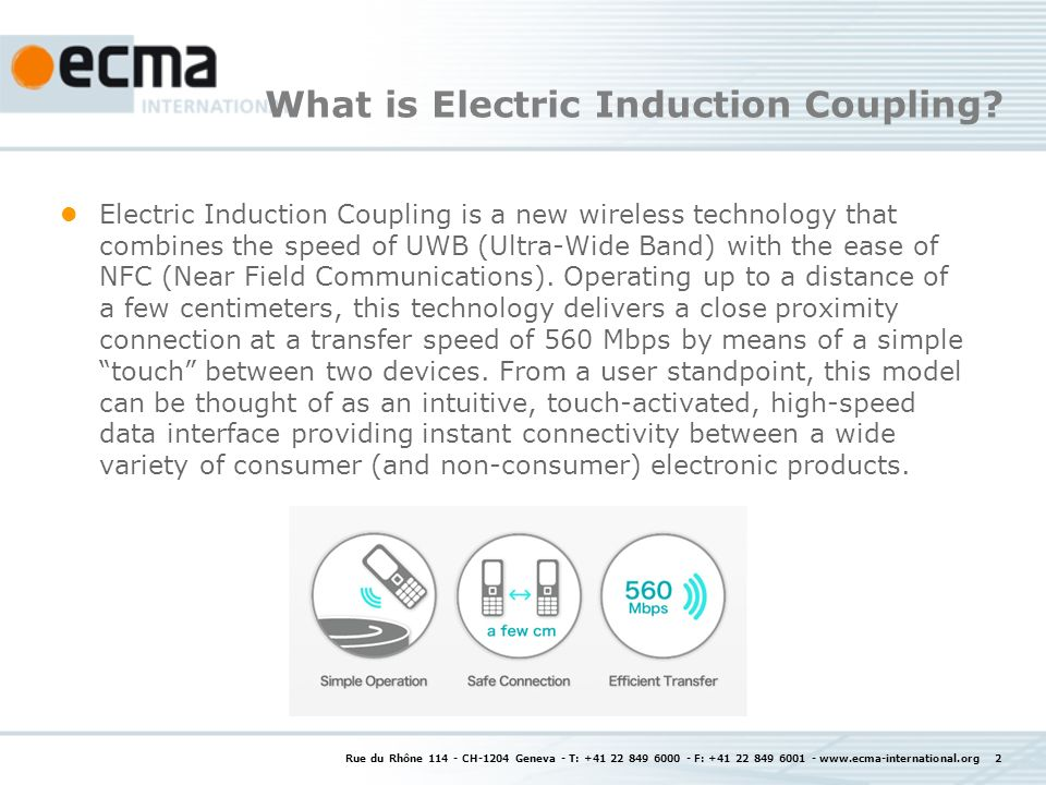 What is Electric Induction Coupling.