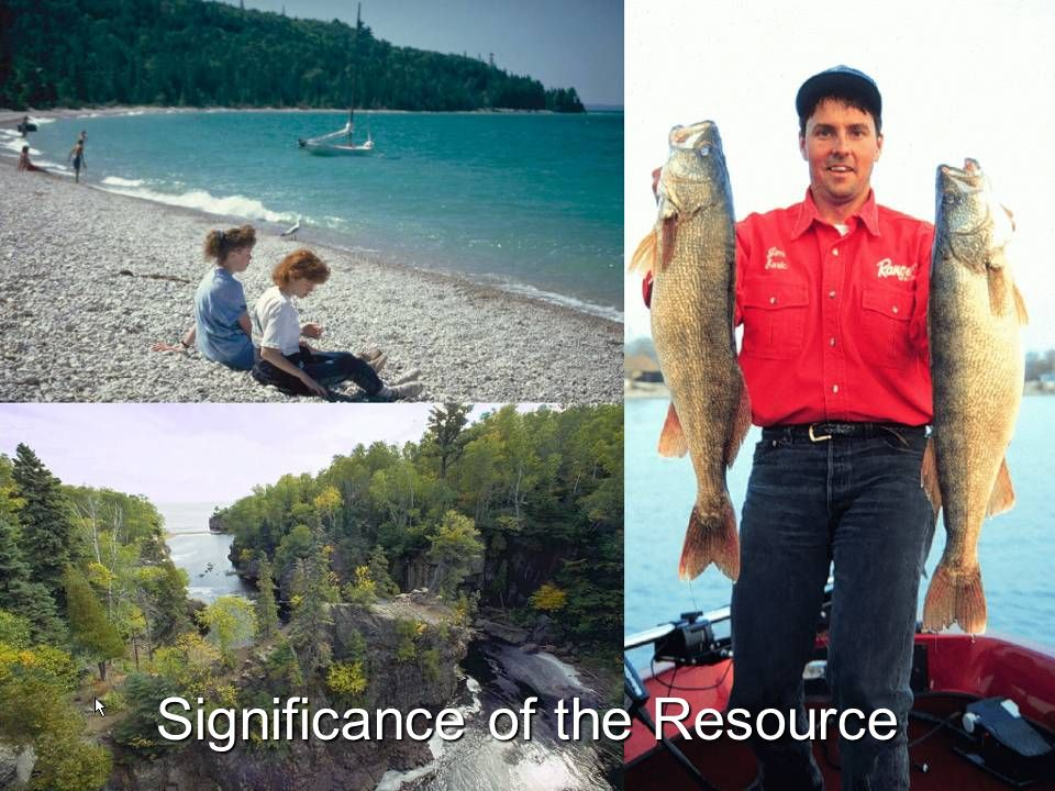 Significance of the Resource