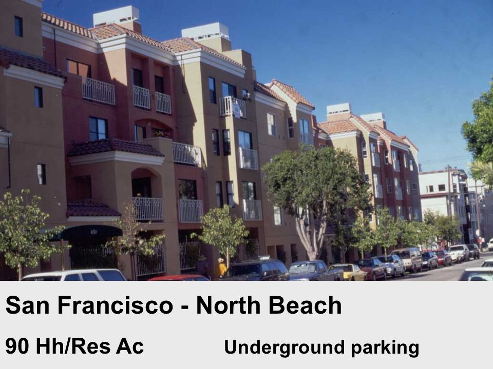 San Francisco - North Beach 90 Hh/Res Ac Underground parking