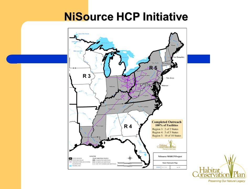NiSource HCP Initiative