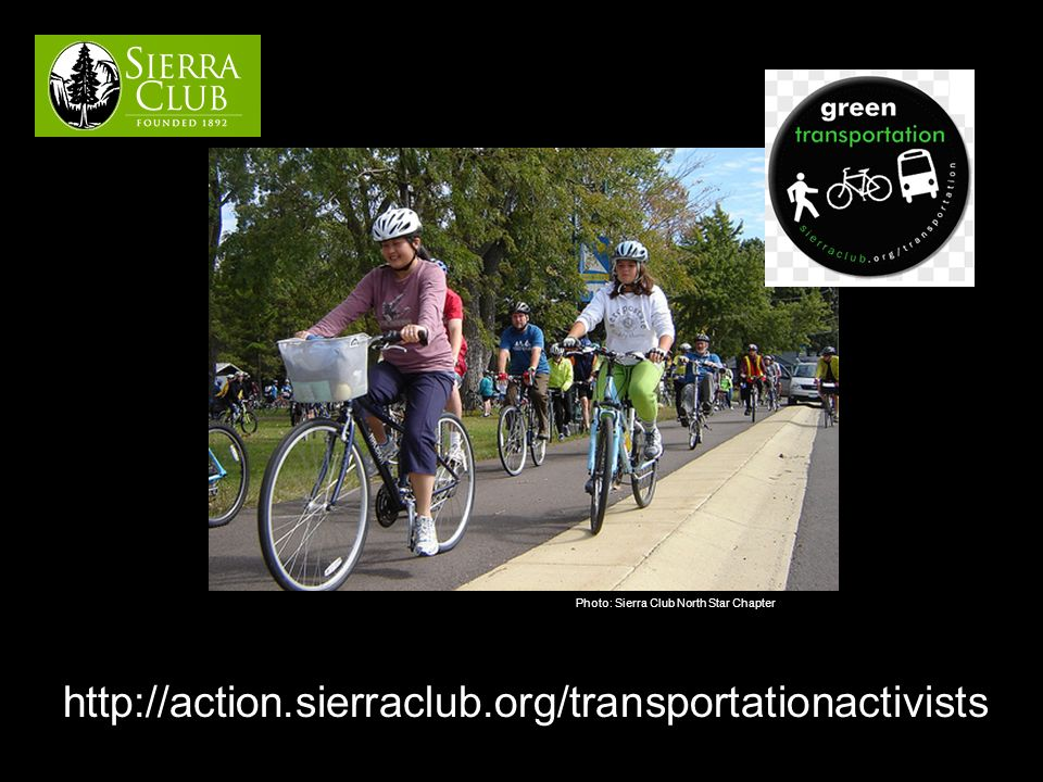 Photo: Sierra Club North Star Chapter