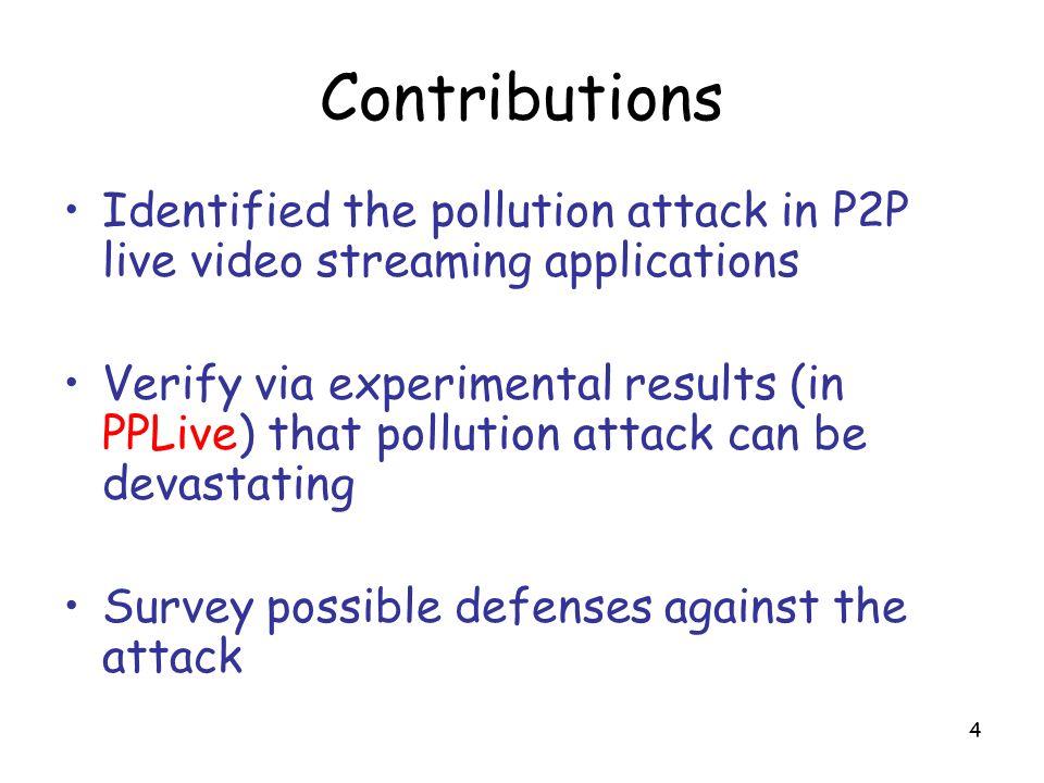 5 Pollution Experiment Figure: PPLive pollution experiment setup