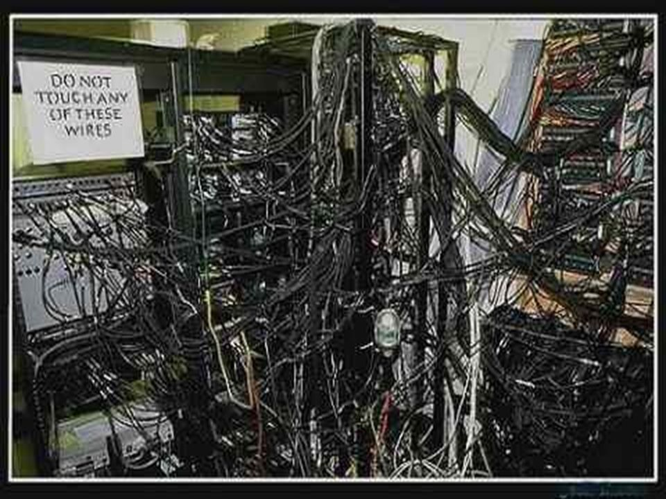 What your lab looks like