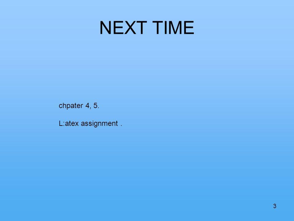 4 Handouts PS 2 answers
