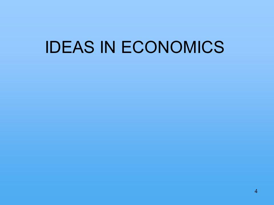 IDEAS IN ECONOMICS 4