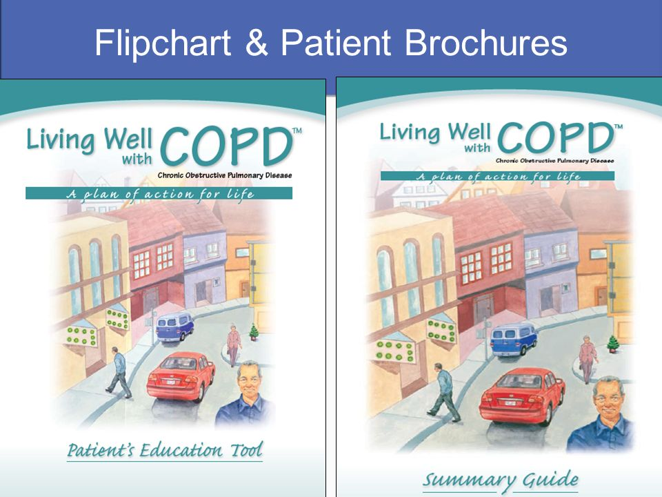 Flipchart & Patient Brochures