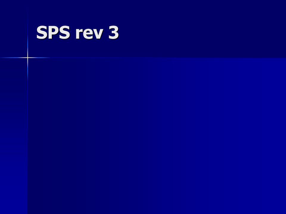 SPS rev 3
