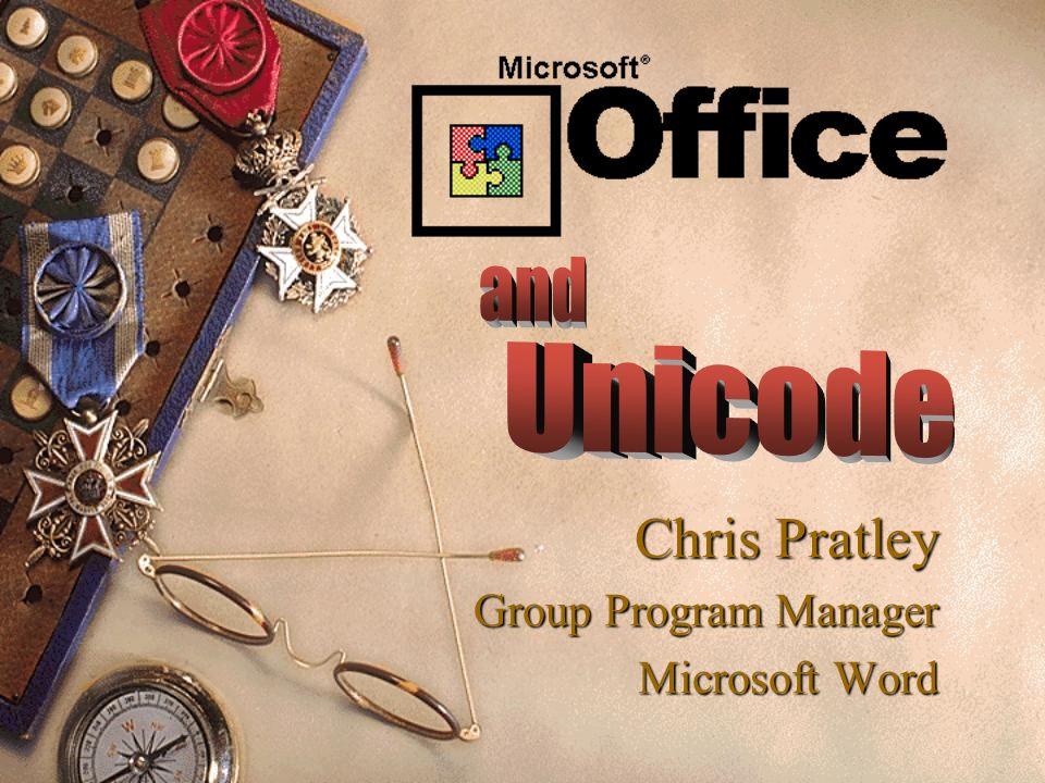 Chris Pratley Group Program Manager Microsoft Word