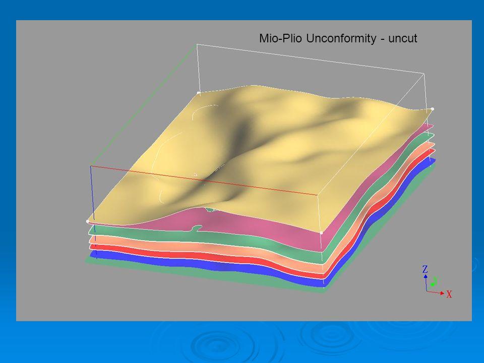 Mio-Plio Unconformity - uncut