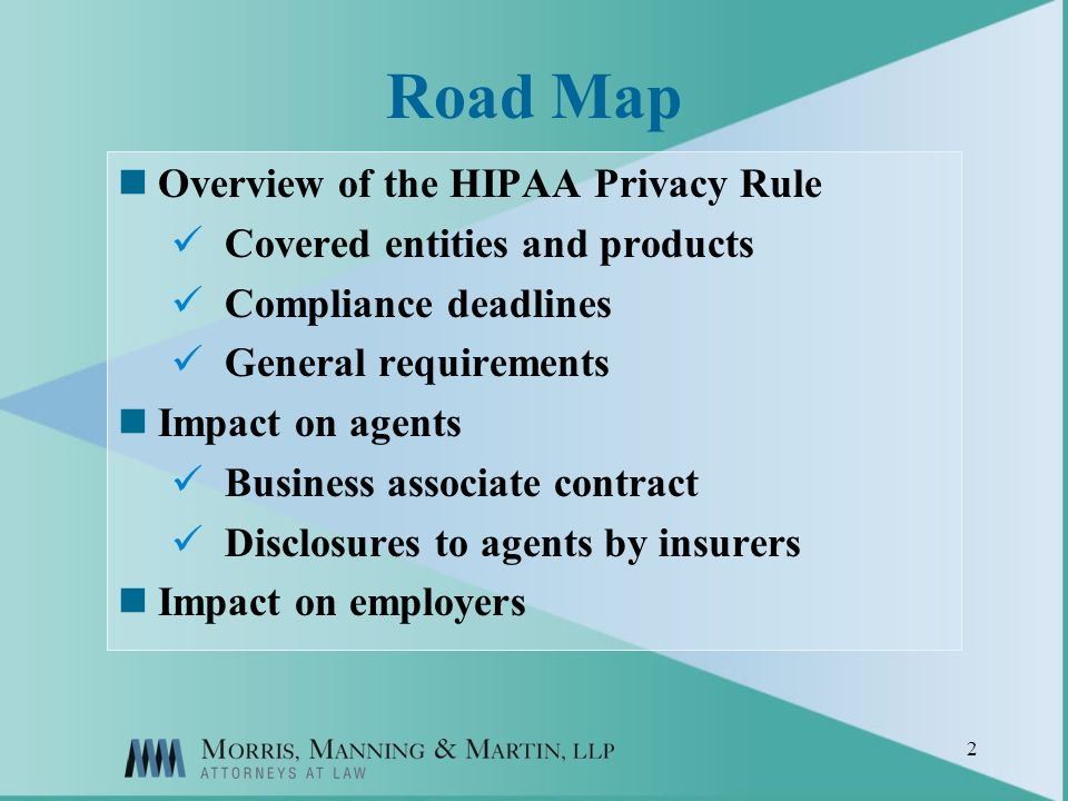 23 Insured Group Health Plans If group health plan creates or receives only summary PHI and information about whether individual has enrolled or disenrolled, duties greatly reducedfor example: No notice required No need for written policies and procedures No training required If group health plan creates or receive other PHI, then: Must maintain notice and provide on request All other requirements of Privacy Rule apply