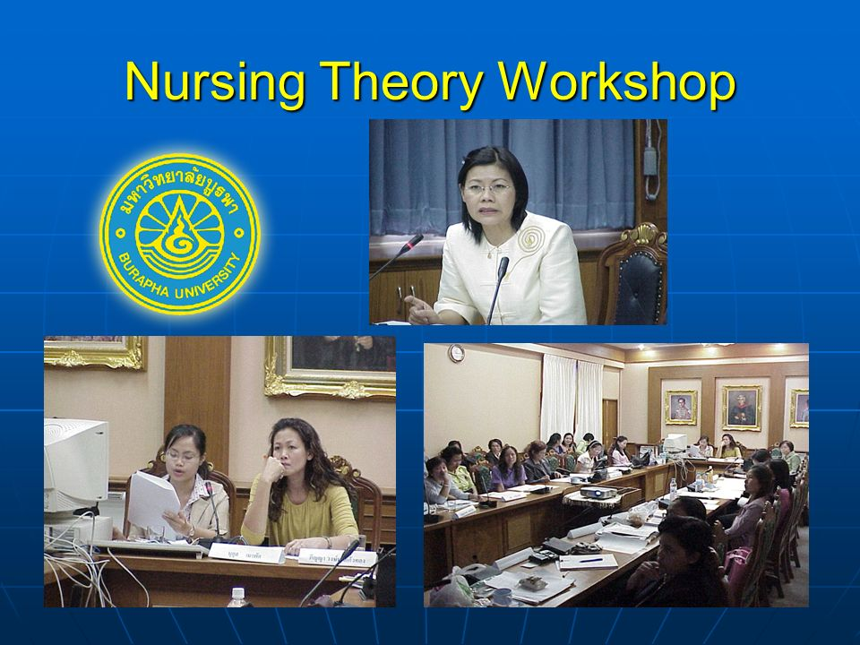 Nursing Theory Workshop