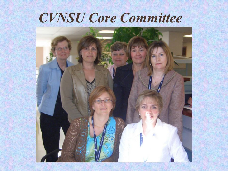 CVNSU Core Committee
