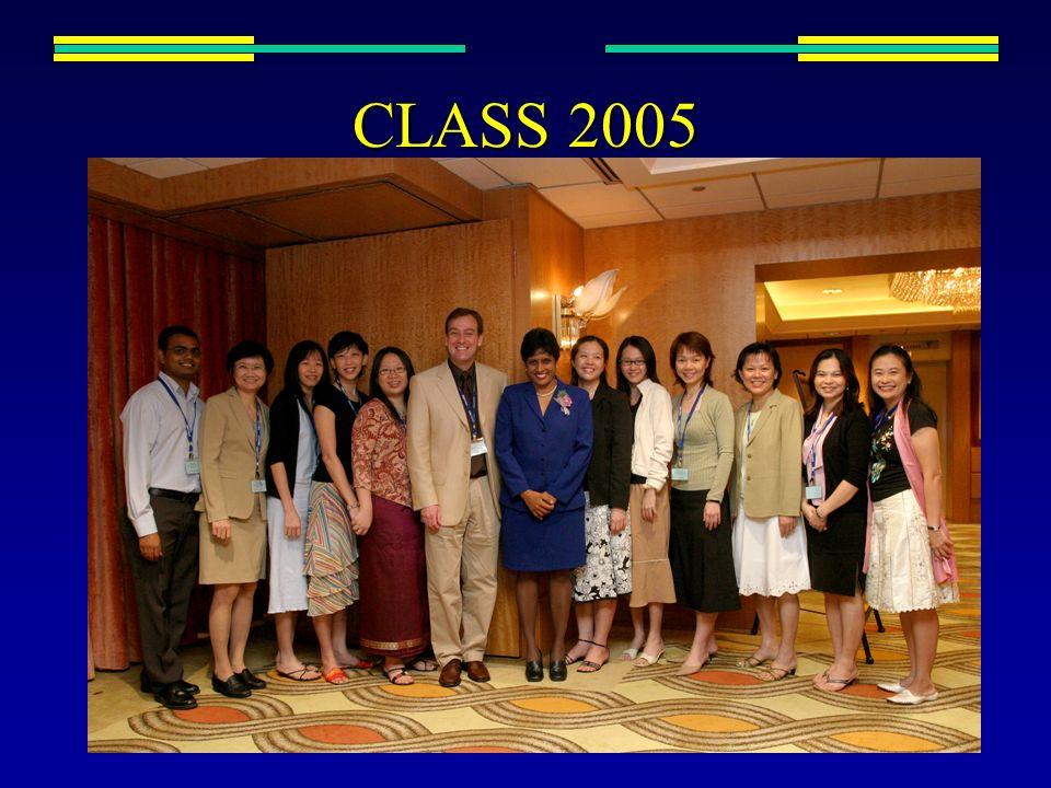 CLASS 2005