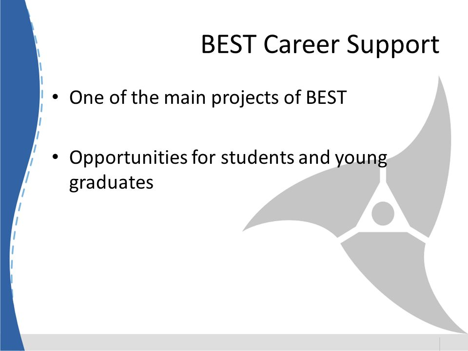 BEST Career Support Company Profile Company Offers CV Database