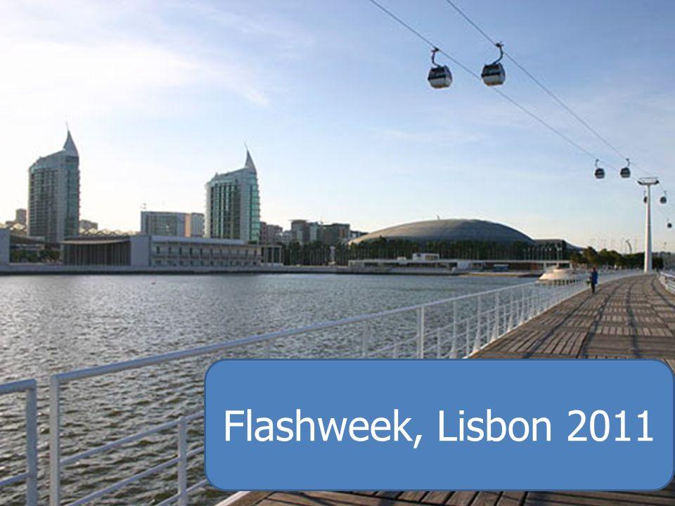 Flashweek, Lisbon 2011
