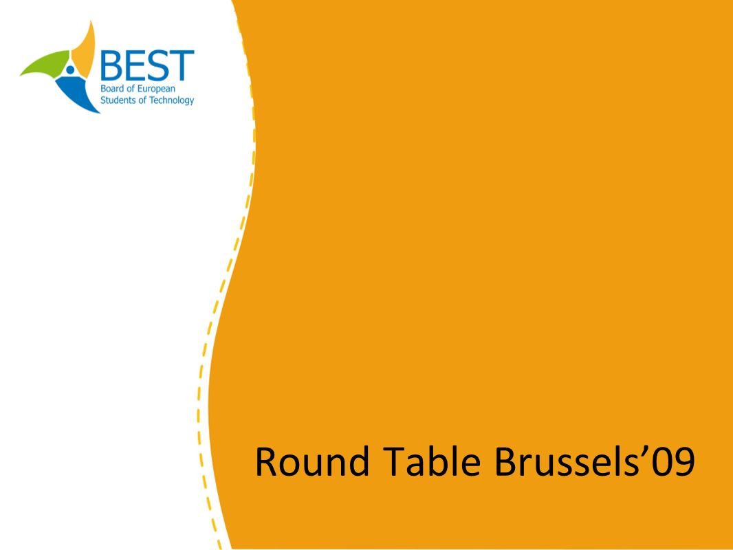 Career Newsletter Round Table Brussels 09