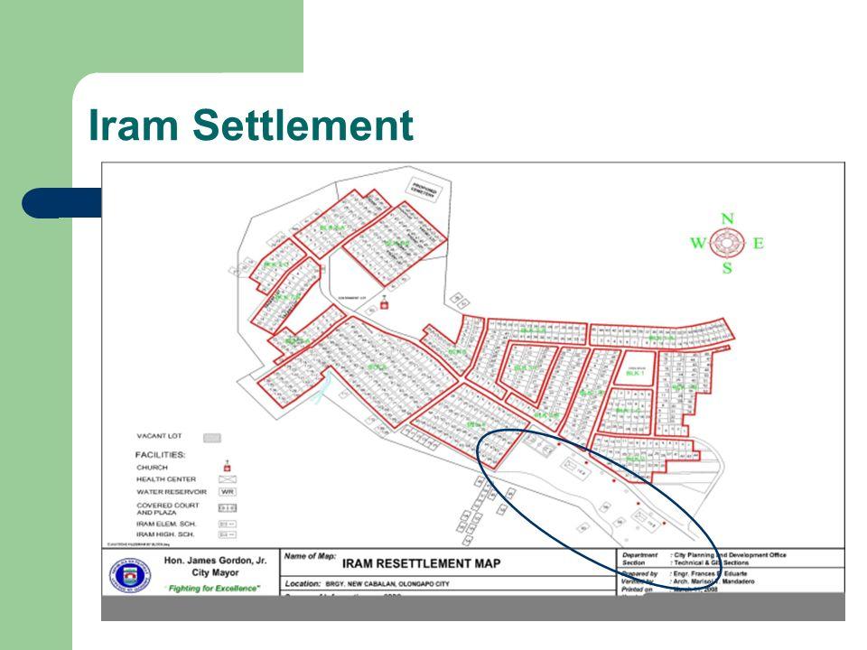 Iram Settlement