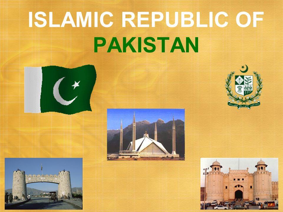 17 ISLAMIC REPUBLIC OF PAKISTAN