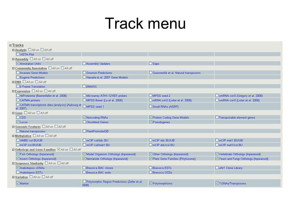 Proteomics Data