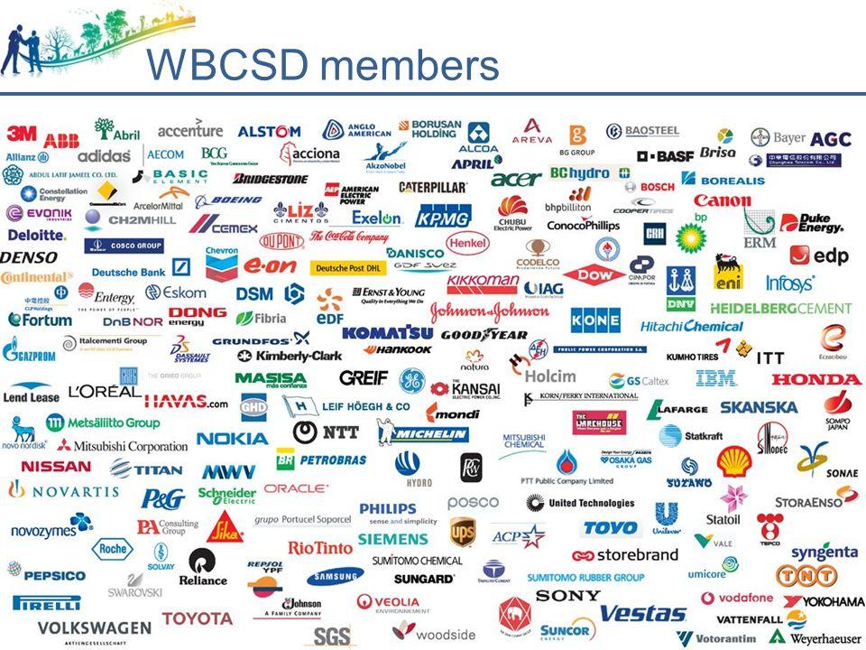WBCSD members 3