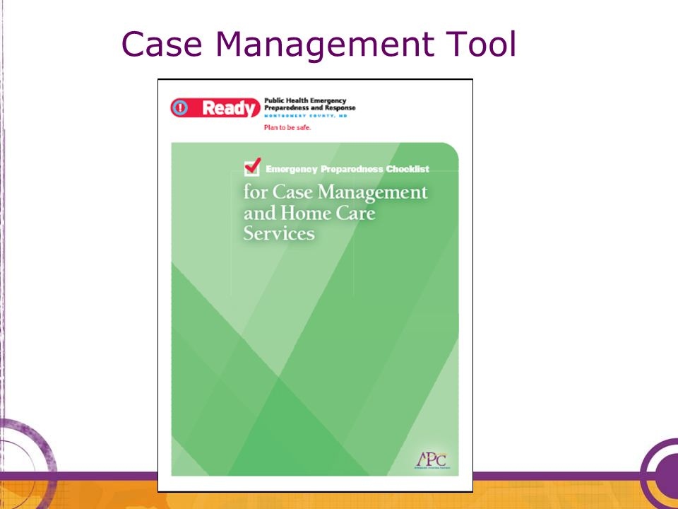Case Management Tool