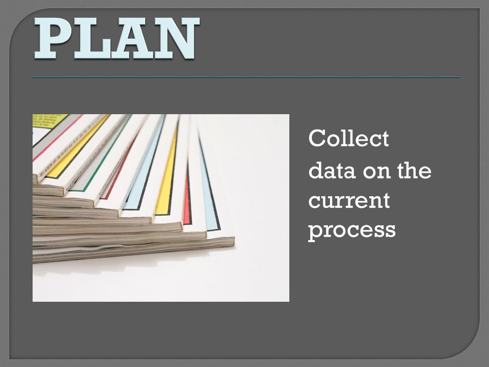 Collect data on the current process