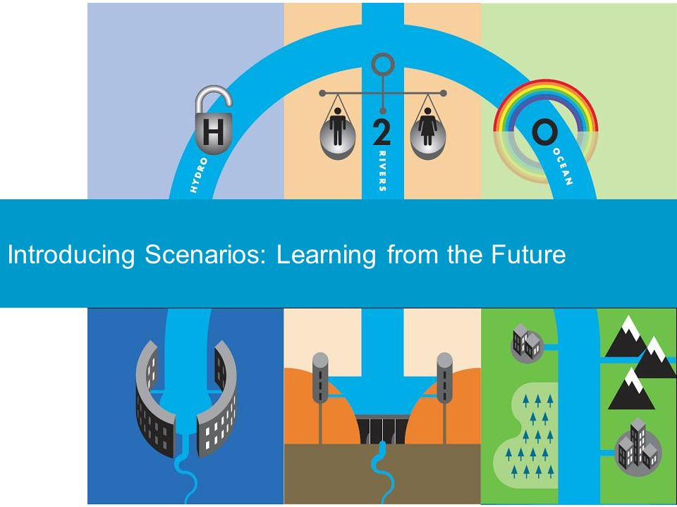 Introducing Scenarios: Learning from the Future