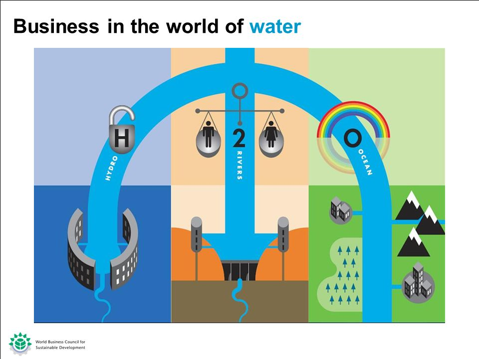 Business in the world of water