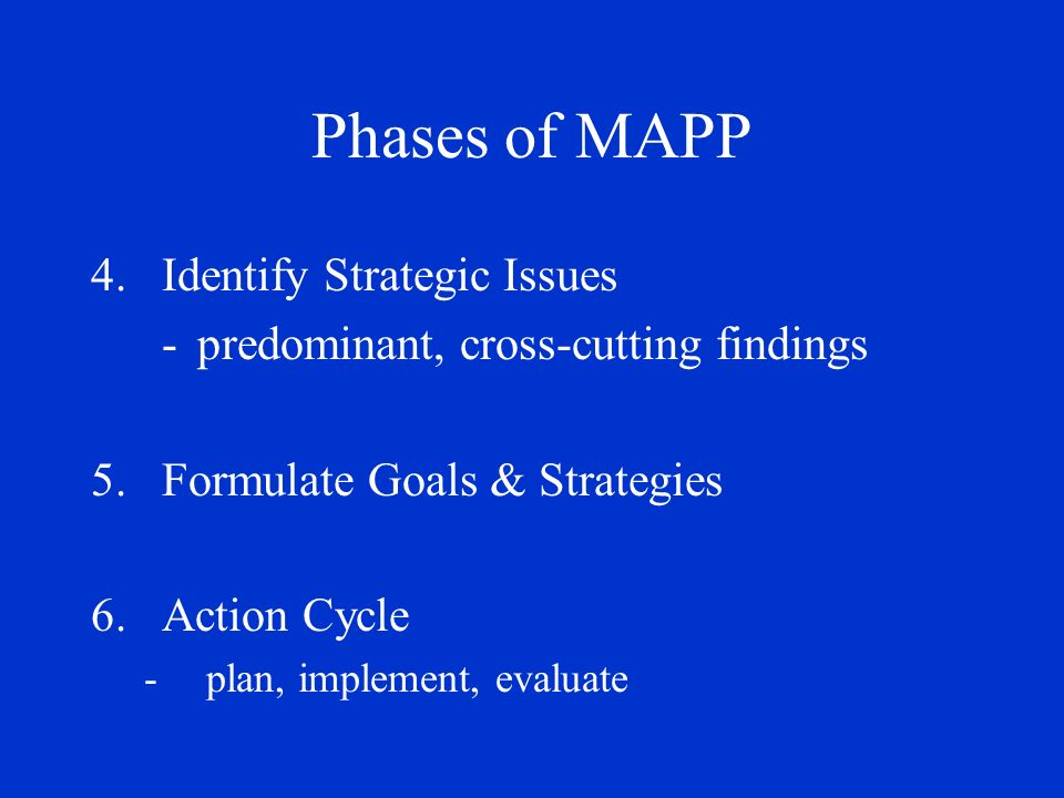 MAPP and Social Justice?