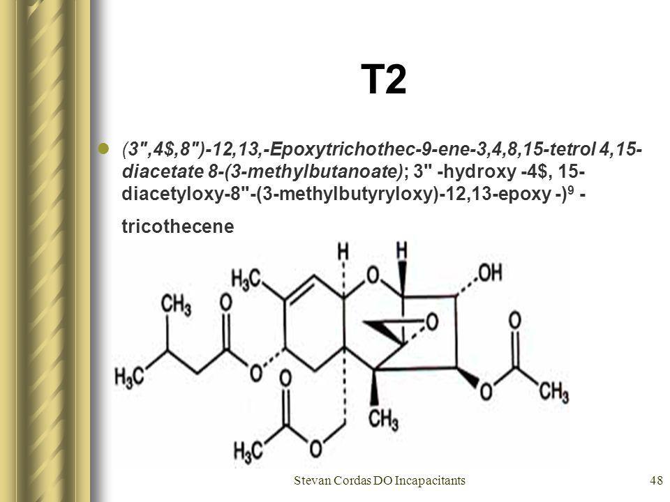 Stevan Cordas DO Incapacitants48 T2 (3