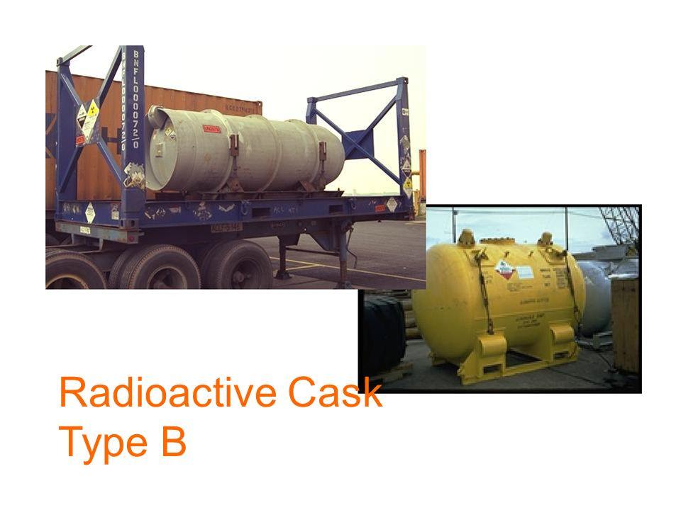 Radioactive Cask Type B