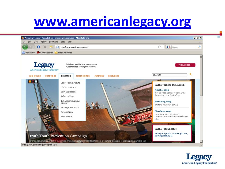 www.americanlegacy.org