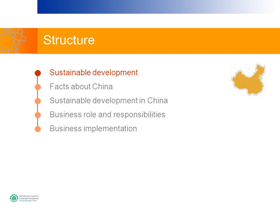 Developing: eco-efficiency Principle: Doing more with less Combination of environmental and economic performance OECD definition: The efficiency with which ecological resources are used to meet human needs Higher eco-efficiency requires: Providing more value with less environmental impact Re-linking growth of welfare with the use of nature Improving both economic and ecological efficiency T One practical way of measuring the environmental performance of business Applicable to every area of activity within a company or the entire value chain of a product or service Should be an integral part of overall business strategy