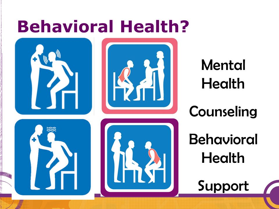 Behavioral Health Mental Health Counseling Behavioral Health Support